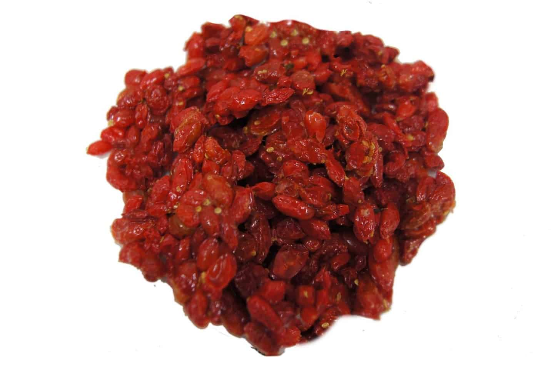 dehydrated goji berries